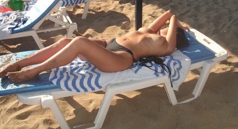 Свингеры расслабляются во время отдыха